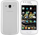 Mumbi Protective Case for Samsung Galaxy Ace 3 / Clear White