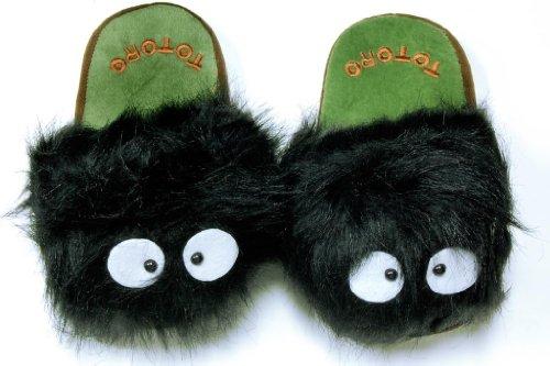 Yao Design - Pantofole batuffolo di polvere, personaggio Nerino del Buio di Totoro