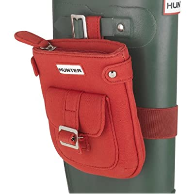Hunter Neoprene Welly Pouch - Red