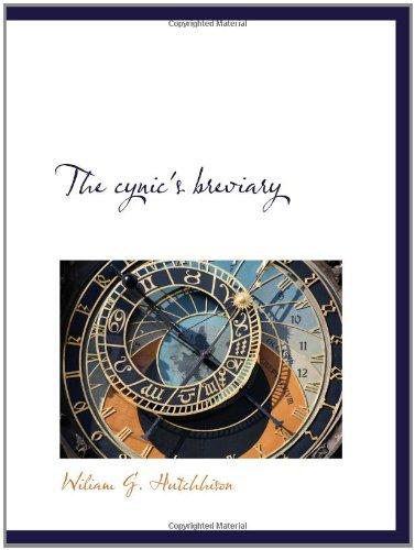 The cynic's breviary