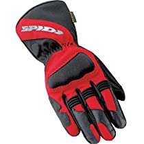 SPIDI ALU-TECH WOMENS WINTER GLOVES RED LG