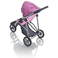 Molly Dolly My First 3 Wheeler Doll Stroller from Molly Dolly