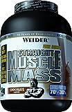 Weider Straight Muscle Mass 4000g Schoko