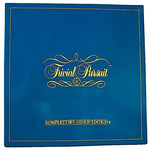 Trivial Pursuit Genus Edition – Parker günstig kaufen