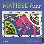 Matisse Jazz 2015 Wall Calendar