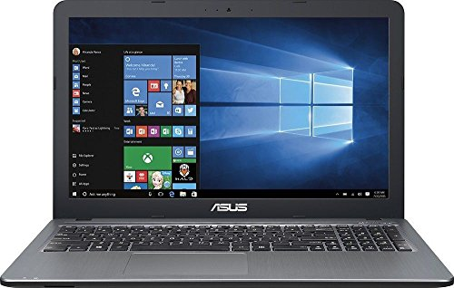 Asus X540LA-SI30205P 15.6-Inch Laptop (Intel Core i3, 4GB Memory,1TB Hard Drive, Windows 10 Home), Silver