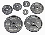 480 Pound Olympic Set With Bar & Collars