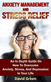img - for Anxiety Management And Stress Relief: An In Depth Guide On How To Overcome Anxiety, Stress, And Depression In Your Life book / textbook / text book