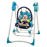 Fisher Price - P6948 - Eveil - Balancelle Evolutive 3-En-1par Fisher Price