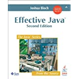 Effective Javapar Joshua BLOCH