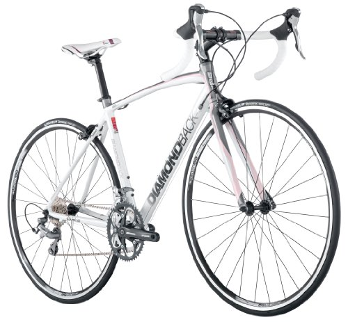 Diamondback Women 2012 Airén 2 Road Bike (Grey)