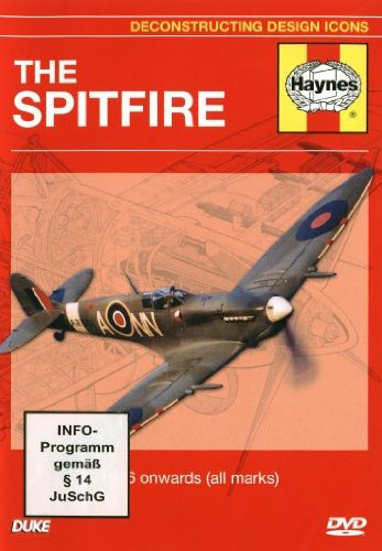 Spitfire - Deconstructing Design Icons [DVD]