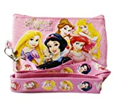 Disney Princess and Tangle Lanyard with Coin Purse Beautiful as a Rose""