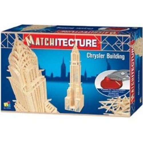 Bojeux Matchitecture - Chrysler Building
