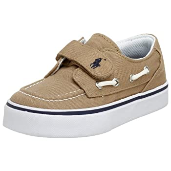 POLO by Ralph Lauren Little Kid Top Deck EZ Deck Shoe