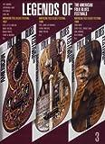 echange, troc The Famous Lippmann + Rau Festivals Vol.3 - LEGENDS OF the American Folk Blues Festivals