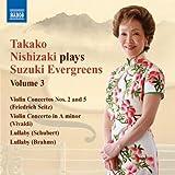 V 3: Takako Nishizaki Plays Su