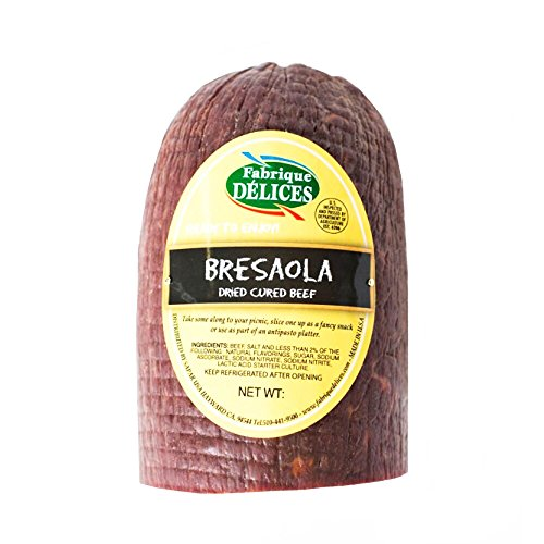 Beef Bresaola - Viande des Grisons - 2.5Lbs (Italian Bresaola compare prices)