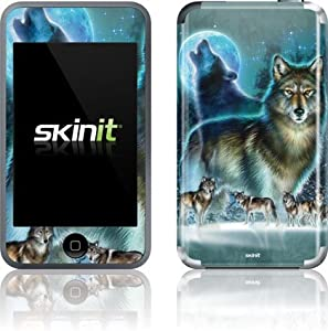 Buy Liquid Blue - Lone Wolf - iPod Touch (1st Gen) - Skinit Skin by Skinit