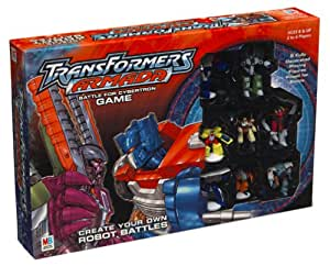 Transformers Armada Battle for Cybertron Game