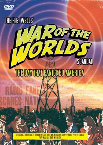 war of the worlds 2005 movie. of the Worlds Scandal 2005