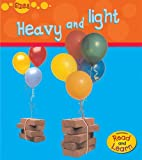 Product 1403475709 - Product title Heavy and Light (Heinemann Read and Learn)