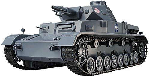 figma ガールズ&パンツァー Vehicles IV号戦車D型 本戦仕様 1/12スケール ABS製 組み立て済み電動モデル