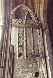 Fridge Magnet English Church Yorkshire SP1915 Thornton Abbey
