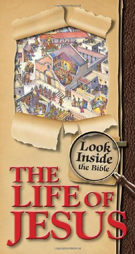 Look Inside the Bible - Life of Jesus (Candle Discovery Series)
