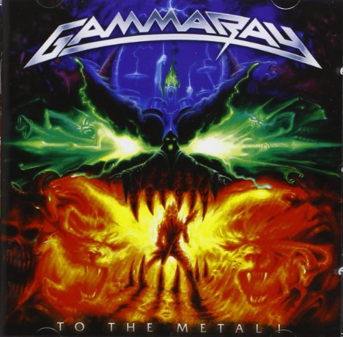 To the Metal [+Bonus Dvd] by Gamma Ray
