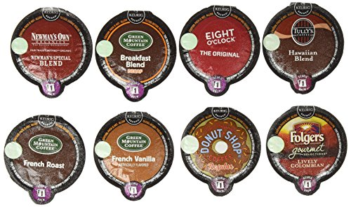 20 Count Variety Kcarafe Packs For Keurig 2.0 Brewers