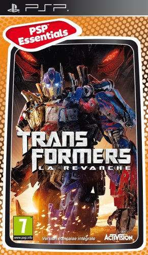 Tranformers 2 : la revanche – collection essentials