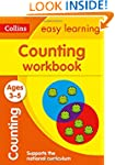 Counting Workbook Ages 3-5: New Editi...