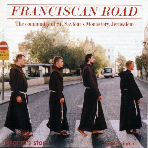 Franciscan Road (The Community of St. Saviour's Monastery, Jerusalem)
