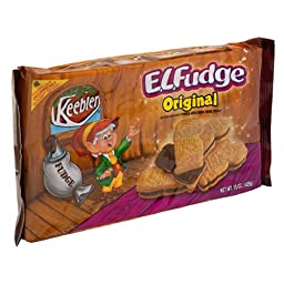 E.L. Fudge Butter Fudge Cookies, 15-Ounce Packages (Pack of 6)