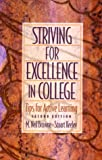 img - for Striving for Excellence in College: Tips for Active Learning (2nd Edition) book / textbook / text book