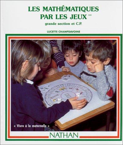 Image for LES MATHEMATIQUES PAR LES JEUX