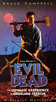 The Evil Dead [VHS] [Import]