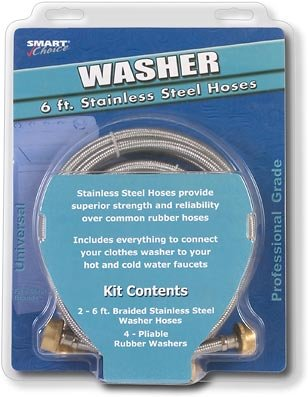 Buy Low Price From Here Now  sc 1 st  washing machine hose & washing machine hose: Smart Choice 5305516562 / 5305516562 6 ft ...