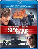Spy Game (Blu-ray + DVD + Digital