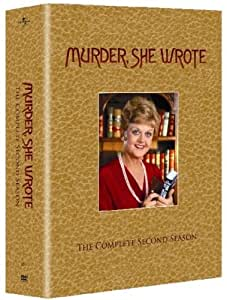 Murder, She Wrote: The Complete Second Season (Bilingual)