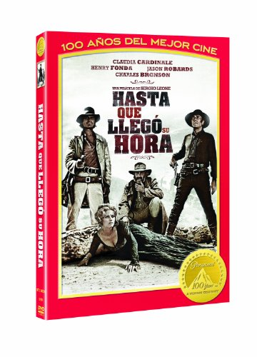 Hasta Que Llegó Su Hora [DVD]