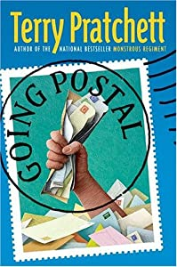"Cover of ""Going Postal: A Novel of Discwo..."