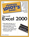 Complete Idiot Guide Excel 2000
