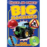 Big Machines Diggers and Dumpers [DVD]by Big Machines