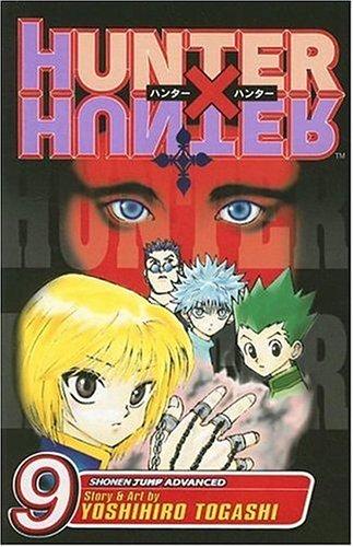 HUNTER×HUNTER ハンターハンター コミック9巻 (英語版)