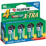Fujifilm 1014258 Superia X-TRA 400 35mm Film - 4x24 exp, (Discontinued by Manufacturer)
