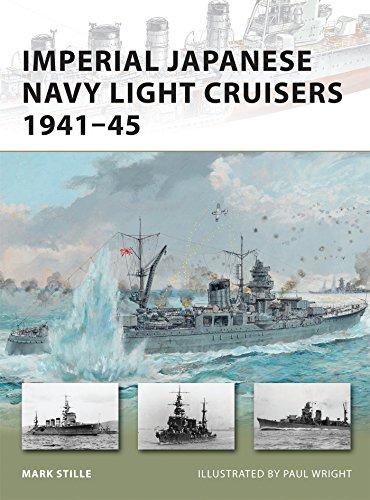 Imperial Japanese Navy Light Cruisers 1941-45 (New Vanguard) PDF
