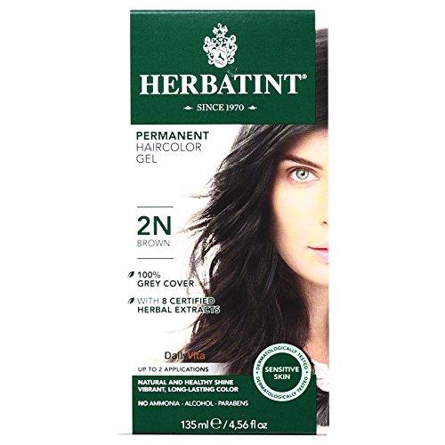herbatint-2n-permanent-herbal-brown-haircolor-gel-kit-3-per-case