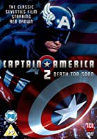 Captain America - Death Too Soon
